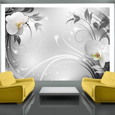 Fotomural - Orquídeas en la...