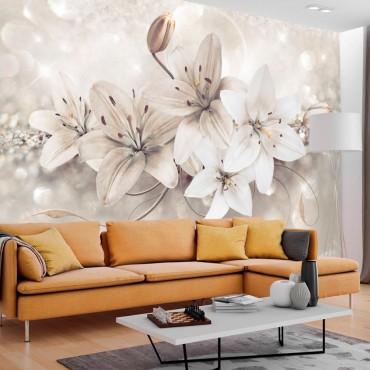 Fotomural - Diamond Lilies