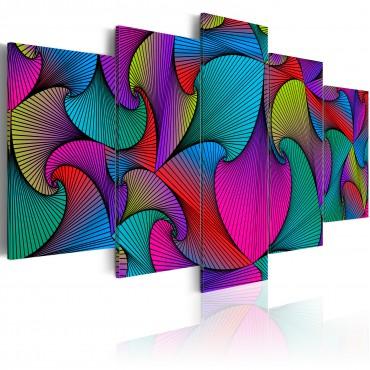 Cuadro - Carousel of Colours