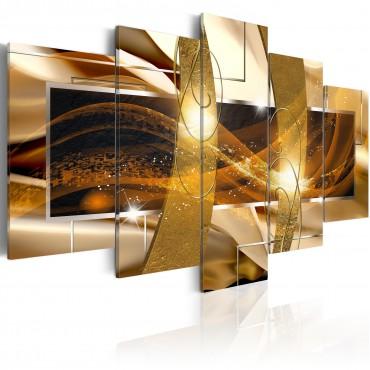 Cuadro acrílico -  Oriental Composition [Glass]