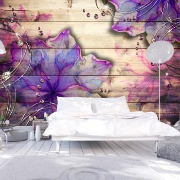 Fotomural - Purple Memory