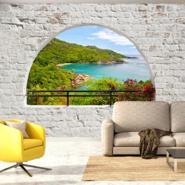 Fotomural -  Emerald Island