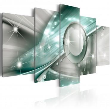 Cuadro acrílico - Artistic Disharmony [Glass]