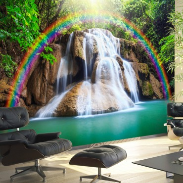 Fotomural - Waterfall of...