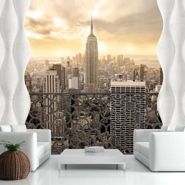 Fotomural - Light of New York