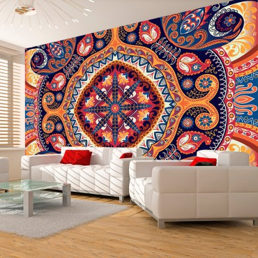 Fotomural - Mosaico exótico