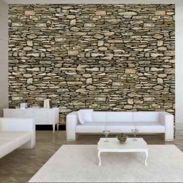 Fotomural - Stone wall