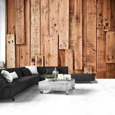 Fotomural - Wooden Fantasy