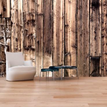 Fotomural - Poetry Of Wood