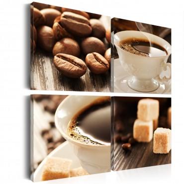 Cuadro - Una taza de café