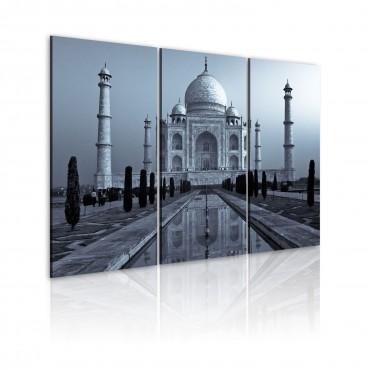 Cuadro - Taj Mahaj por la...