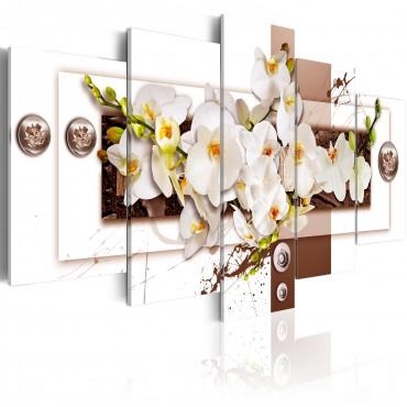 Cuadro - Flowery Installation