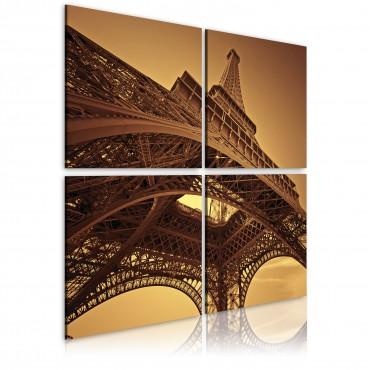 Cuadro - Torre Eiffel - París