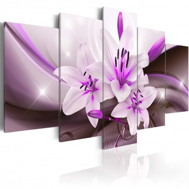 Cuadro - Violet Desert Lily