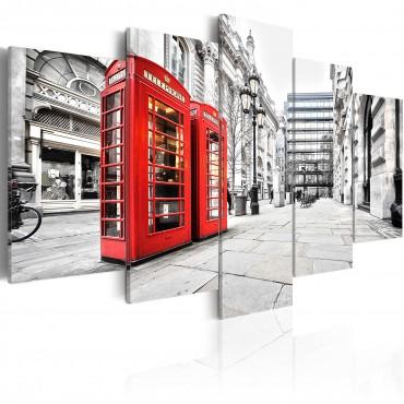 Cuadro - Street of London