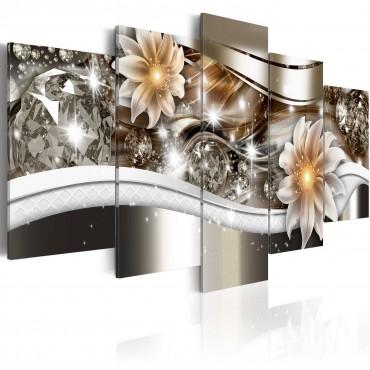 Cuadro acrílico - Desertic City [Glass]