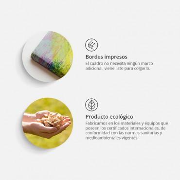Fotomural - Un postre de pistachos