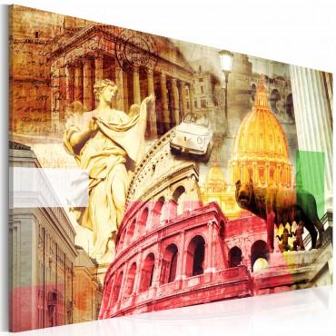 Cuadro - La magia de Roma