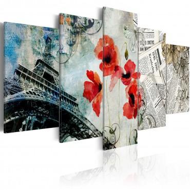 Cuadro - Memories of Paris
