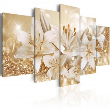 Cuadro - Golden Bouquet