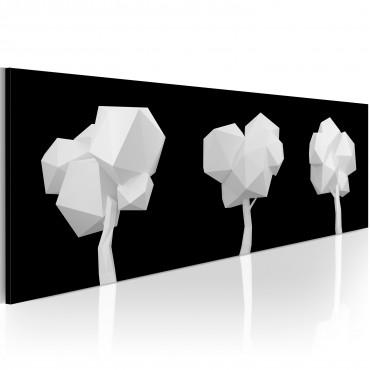 Cuadro - Árboles geométricos