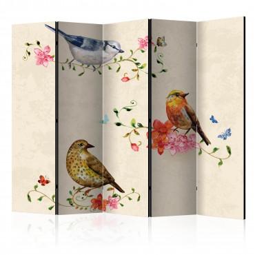 Biombo - Bird Song II [Room...