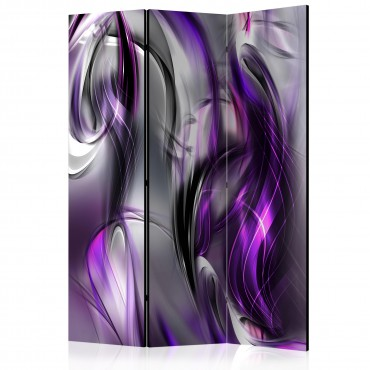 Biombo - Purple Swirls...