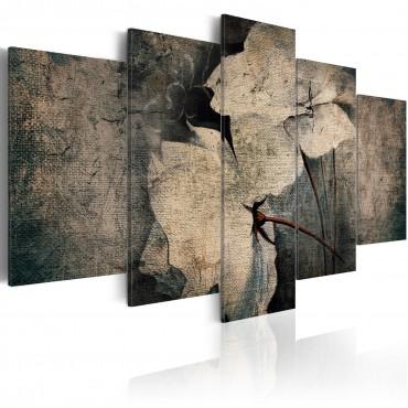 Cuadro - Flowers of Melancholy