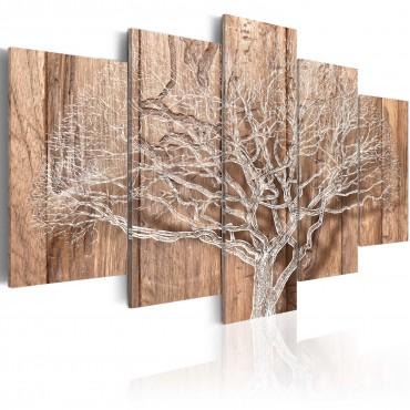 Cuadro - Historia del árbol