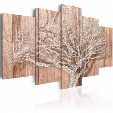 Cuadro - Saga del árbol
