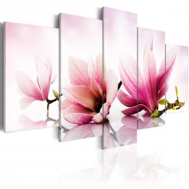 Cuadro - Magnolias: flores...