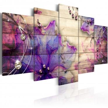 Cuadro - Flowers of Memory