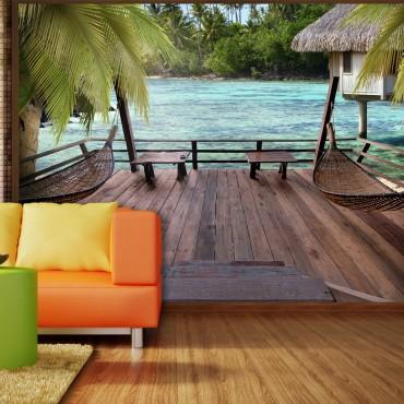 Fotomural - Descanso veraniego