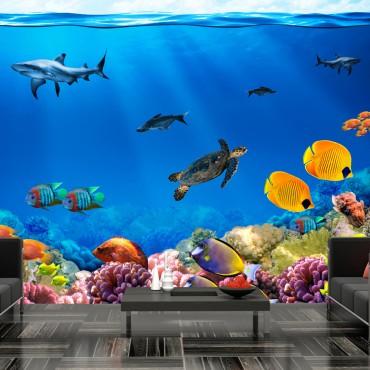 Fotomural - Reino submarino