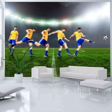 Fotomural - Futbolista...