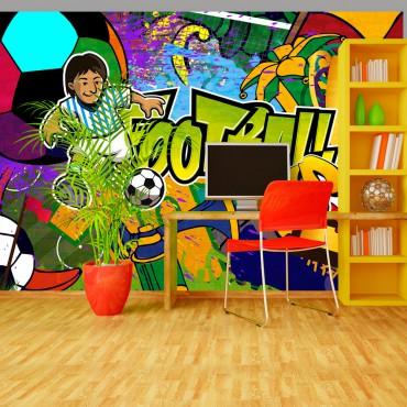 Fotomural - Football Cup