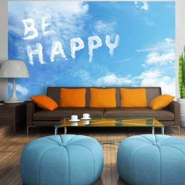 Fotomural - Be happy