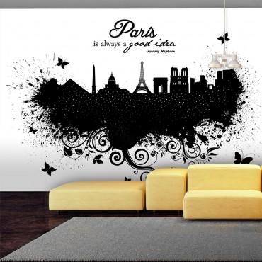 Fotomural - Paris is always...