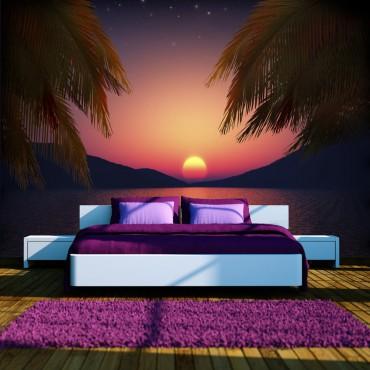 Fotomural - Noche romántica...