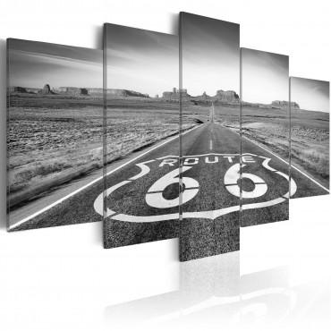 Cuadro - Ruta 66 - en...