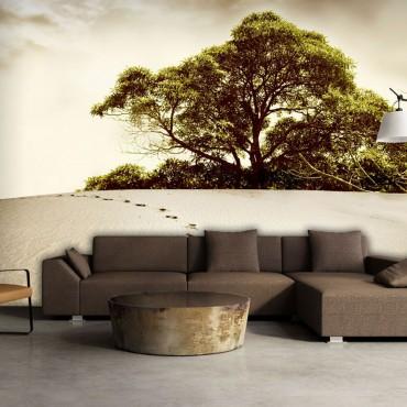 Fotomural - Un árbol en un...