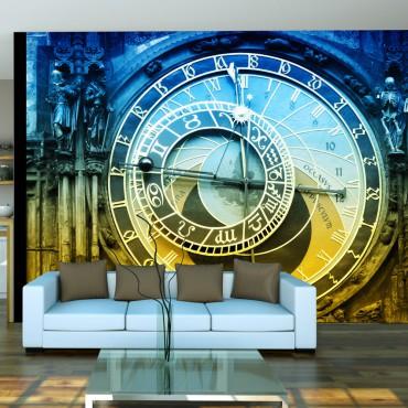 Fotomural - El reloj...