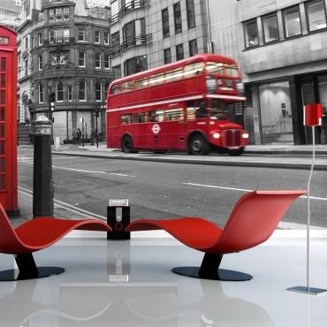 Fotomural - Londres: un...
