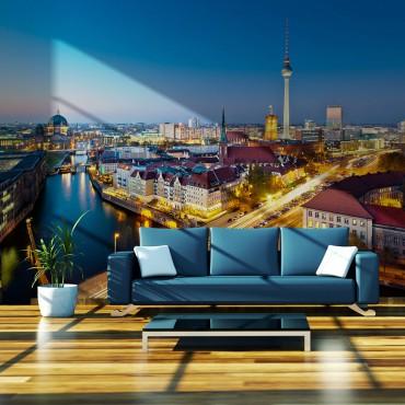 Fotomural - Berlin view...