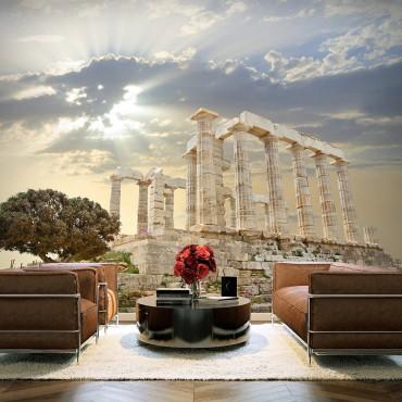 Fotomural - Acrópolis griego