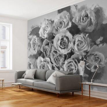 Fotomural - A dozen roses