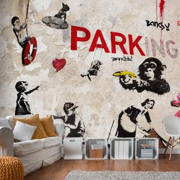 Fotomural - [Banksy]...