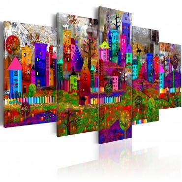 Cuadro - The City of...