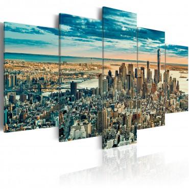 Cuadro - NY: Dream City