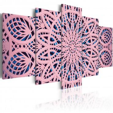 Cuadro - Pink Exoticism